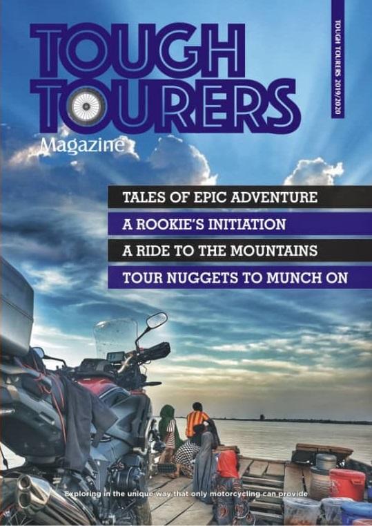 Tough Tourers Magazine Vol 2