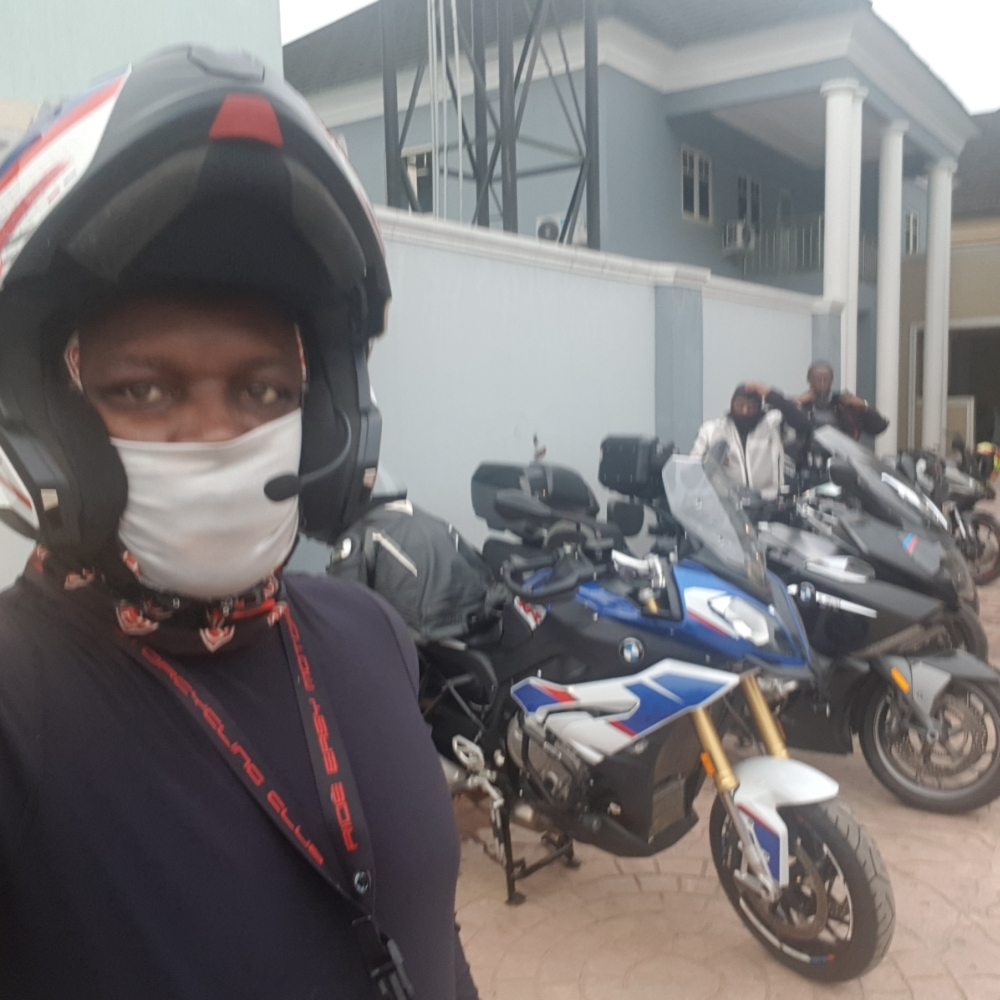 We rollout from Uyo